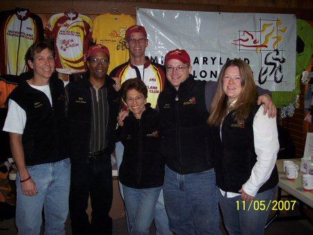 Dave, Bill, Chip, Sadj, Grant, Kristen