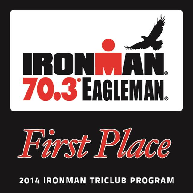 Ironman Eagleman First Place