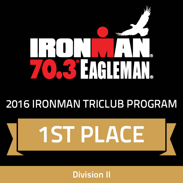 Ironman Syracuse Second Place