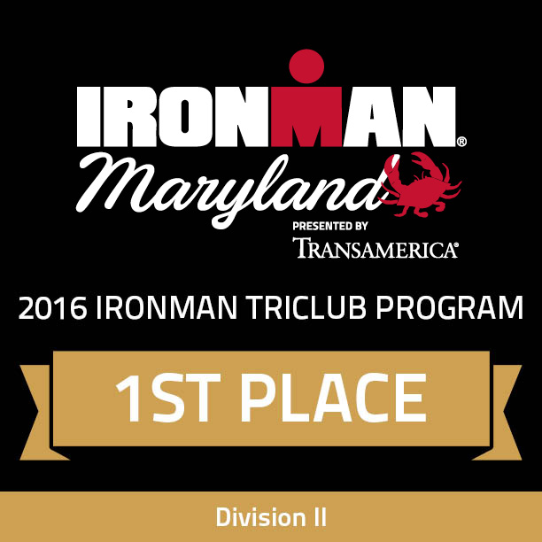 Ironman Eagleman First Place