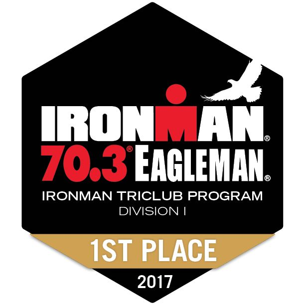 Ironman Maryland First Place