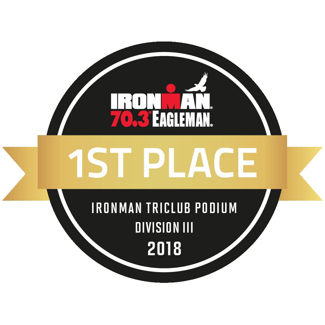 IM 70.3 TriClub 2018 Eagleman