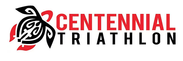 Image of Centennial Triathlon logo